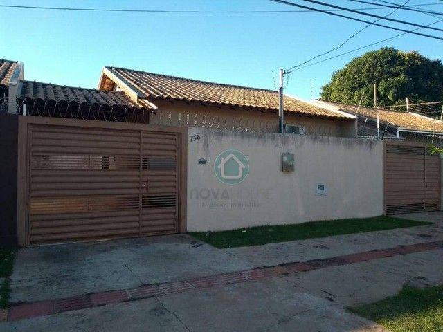 Casa com 2 dormitórios à venda, 59 m² por R$ 220.000,00 - Vila Sílvia Regina - Campo Grand