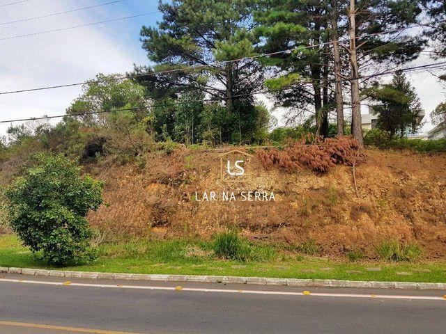 Terreno à venda, 714 m² por R$ 300.000,00 - Mato Queimado - Gramado/RS - Foto 3