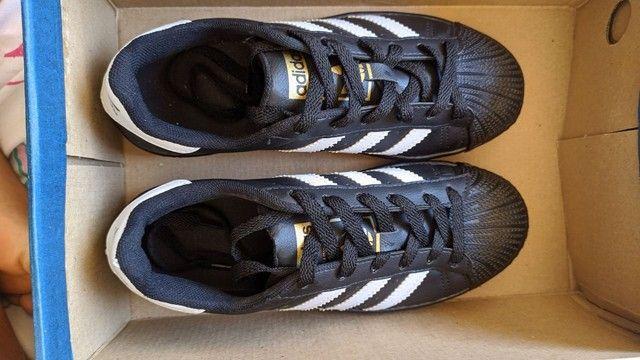 Adidas superstar NUMERO 36, NOVO - Foto 2