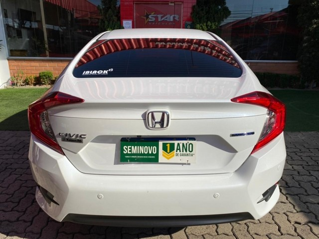 CIVIC 1.5 TOURING 2017 STAR VEICULOS - Foto 9