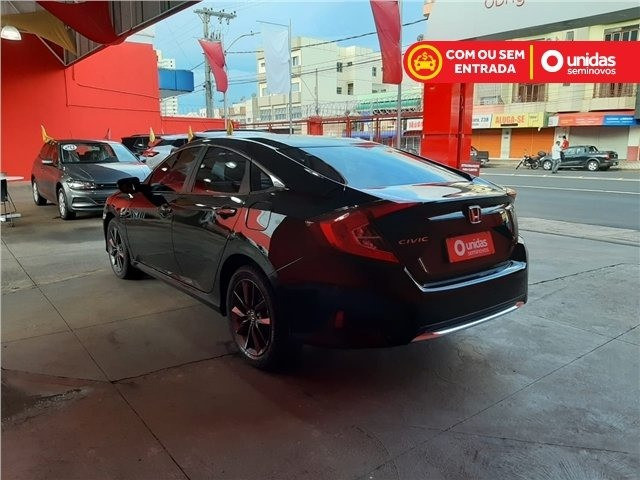 Honda Civic 2.0 16V flexone EX 4P CVT - Foto 4