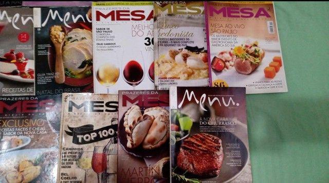 Menu - Revistas Gastronômicas - Foto 3