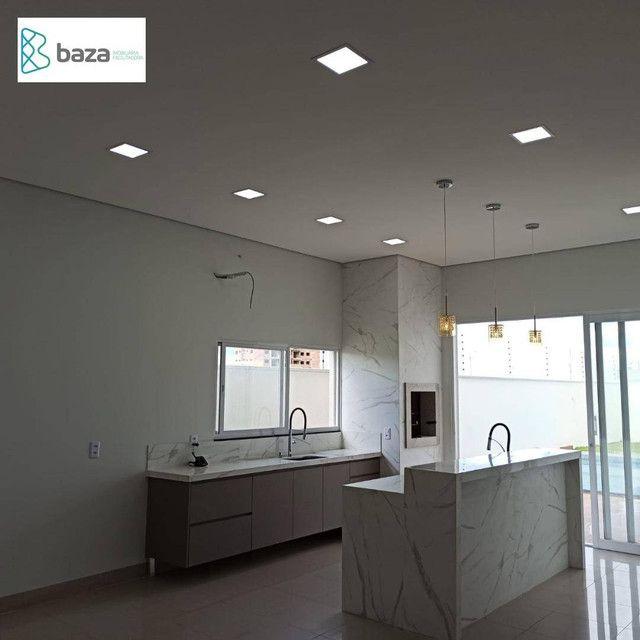Casa com 3 dormitórios (1 suíte e 1 demi suíte) à venda, 190 m² por R$ 950.000 - Residenci - Foto 17