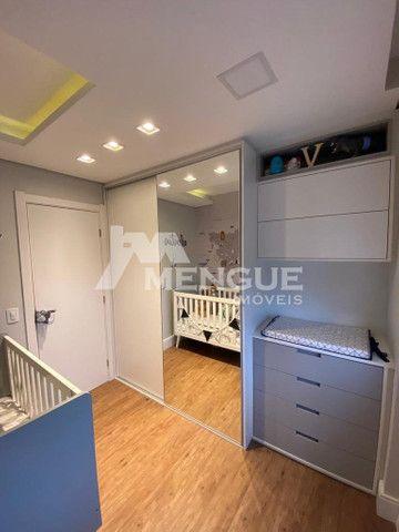 Apartamento à venda com 2 dormitórios em São sebastião, Porto alegre cod:10818 - Foto 9