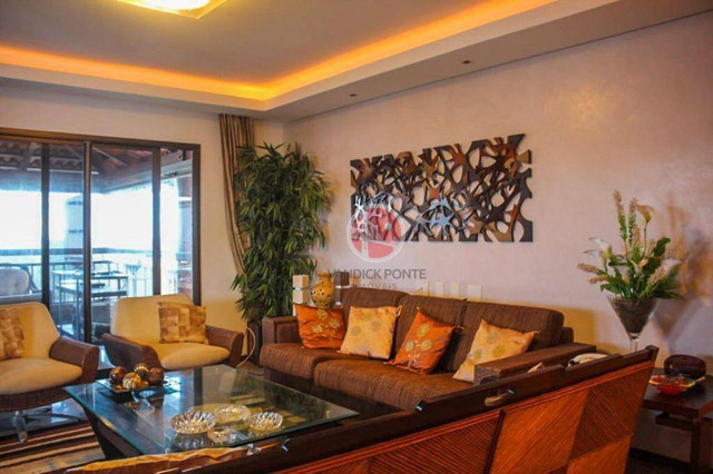 Apartamento à venda, 303 m² por R$ 2.500.000,00 - Guararapes - Fortaleza/CE - Foto 13