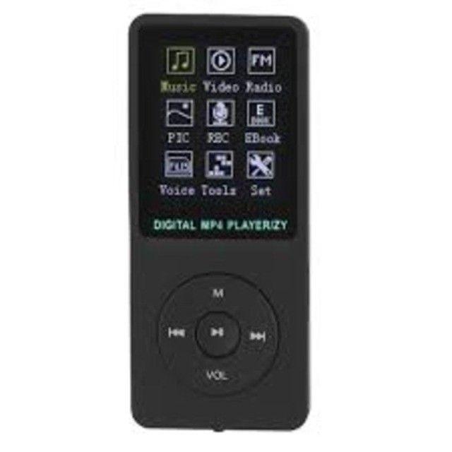 Mp3 Mp4 Digital Player Com 1,8 Polegadas - Foto 3