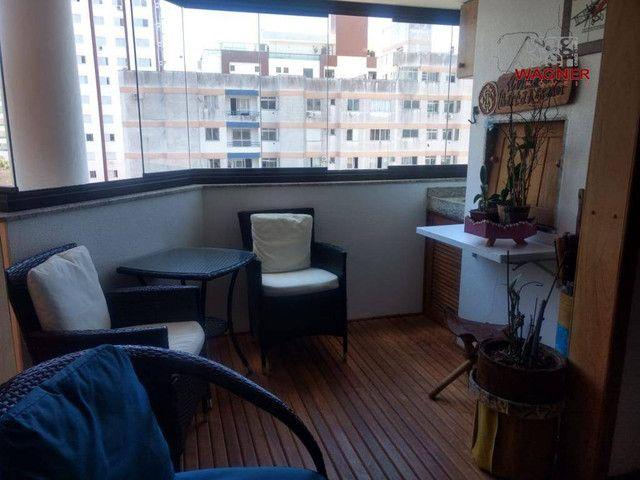 Apartamento com 3 dormitórios à venda, 116 m² por R$ 649.000 - Balneário - Florianópolis/S