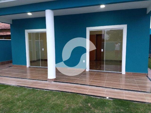 Casa com 3 dormitórios à venda, 151 m² por R$ 550.000,00 - Itaipuaçu - Maricá/RJ - Foto 6