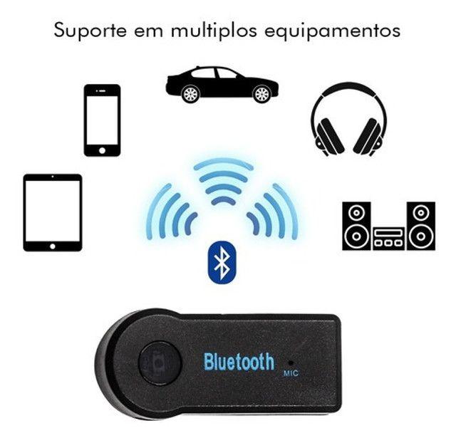 Adaptador Receptor Bluetooth 2.0 Usb Pendrive Carro Musica - Foto 5