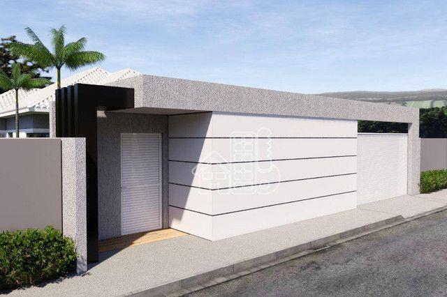 Casa com 3 dormitórios à venda, 100 m² por R$ 495.000,00 - Jardim Atlântico Leste (Itaipua - Foto 7