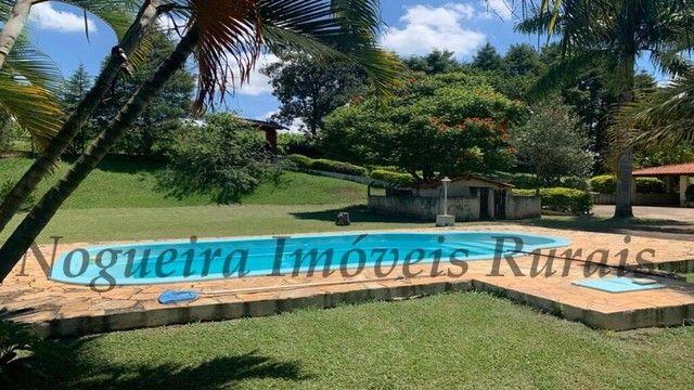 Maravilhosa chácara com 20.000 m², ótima casa, local tranquilo (Nogueira Imóveis Rurais) - Foto 10