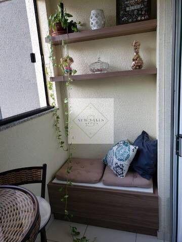 Apartamento com 2 quartos sendo uma suíte, Negrão de Lima! - Goiânia! - Foto 11