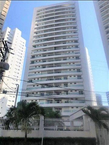 Apartamento para venda tem 127 metros quadrados com 3 quartos em Aldeota - Fortaleza - Cea - Foto 2