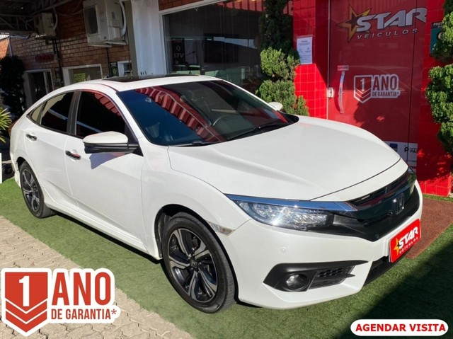 CIVIC 1.5 TOURING 2017 STAR VEICULOS