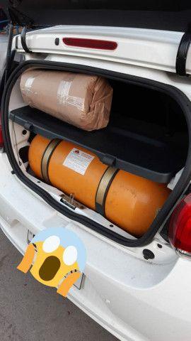 Fiat Mobi Like 1.0 19/20 Kit gnv G5 - Foto 6