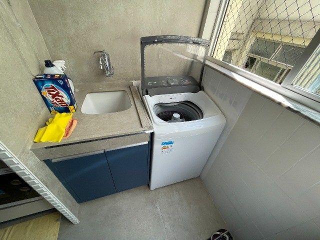 Pelegrine Vende Apart. 75 m², 2 quartos, 1 suíte, 1 vaga coberta, Jardim Camburi. - Foto 7