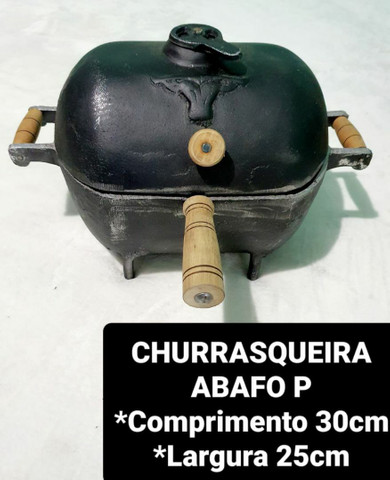 CHURRASQUEIRA A BAFO - Foto 3