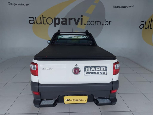 FIAT STRADA 1.4 MPI HARD WORKING CS 8V FLEX 2P MANUAL - Foto 5