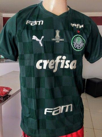Camisa de times Palmeiras premium