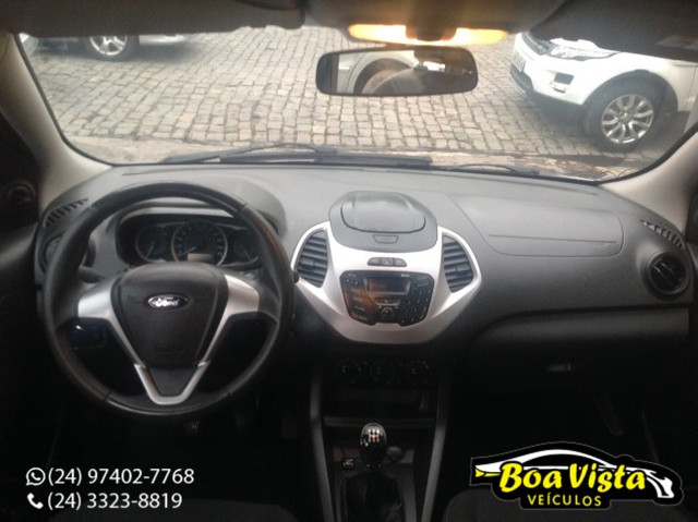 Ford Ka Se 1.0 GNV - Completo 2015 - IPVA 2021 Grátis! - Foto 2