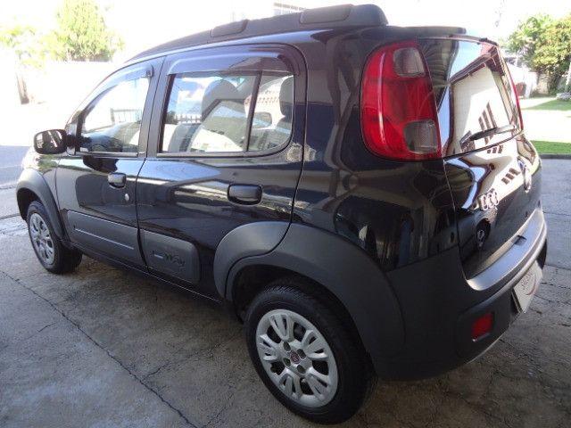 Fiat Uno Way 1.4 Evo Completo 2011 - Foto 8