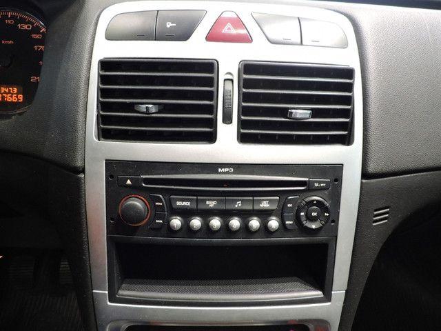 Peugeot 307 Hatch Presence Pack 1.6 16V Flex 2012 4P - Foto 12