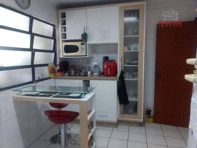Apartamento com 3 dormitórios à venda, 116 m² por R$ 649.000 - Balneário - Florianópolis/S - Foto 9