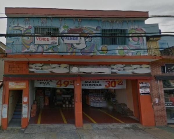 Prédio inteiro à venda em Vila vessoni, São paulo cod:pd020