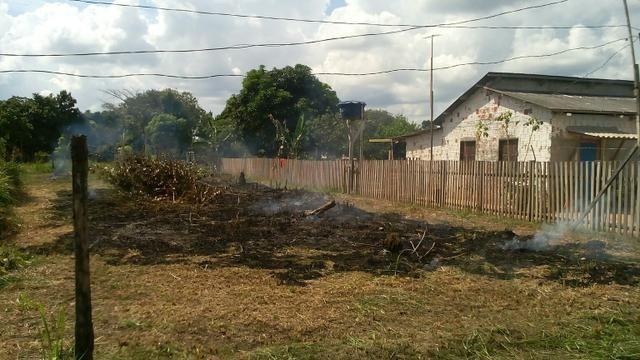 Terreno no Ramal Castanheira