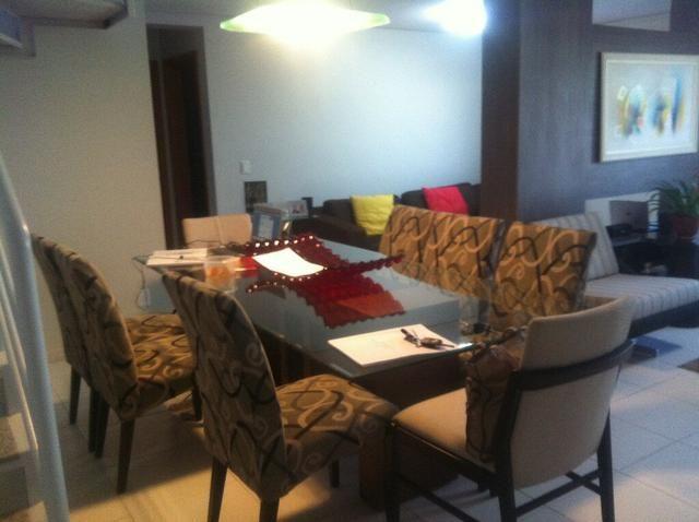 Apartamento tipo Cobertura duplex com 3/4 +DCE , nascente e bastante ventilada ( Jatiúca ) - Foto 7