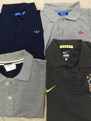 05702508b7 Camisas Polo Original Tamanho P - Roupas e calçados - Kobrasol