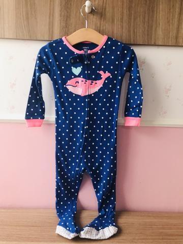 ed3143263 Macacão/pijama Carters - 18 meses - Artigos infantis - Nossa Senhora ...