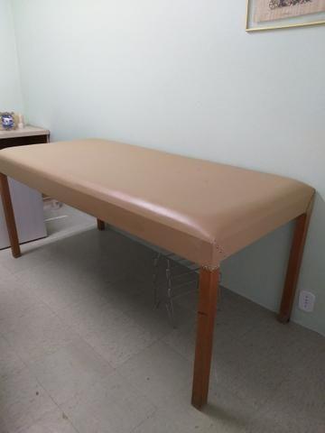 Maca para massagem ou consultório