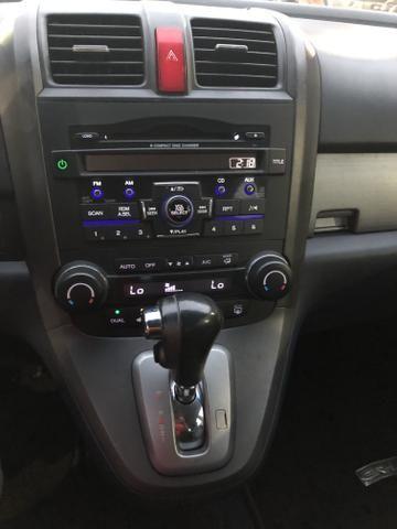 Honda CRV 2010 AWD 4x4 Automática teto solar - Foto 7
