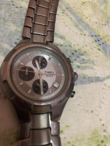 f44e5f5250fd Relógio timex unisex (leia o anúncio) - Bijouterias