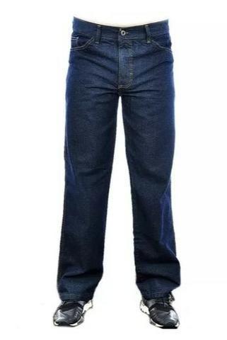 Calça jeans básica para trabalho masculina