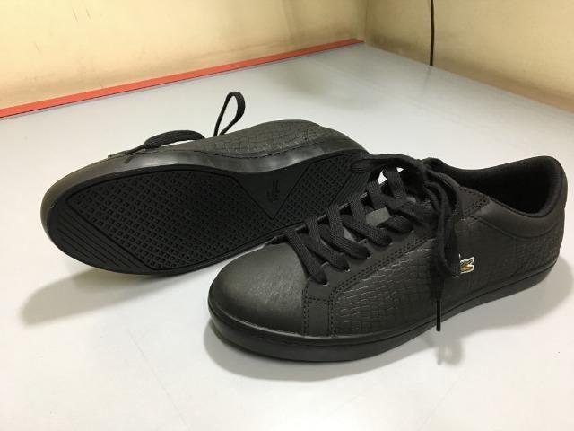 da9c230d37b Tênis Preto Lacoste Novo!!! - Roupas e calçados - Centro