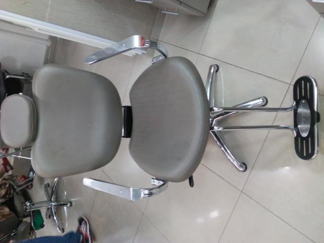 Cadeira de cabelereiro - Foto 3
