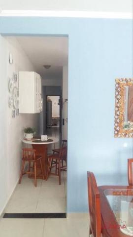 Casa com 3 dormitórios à venda por r$ 350.000 - jardim das indústrias - são josé dos campo - Foto 4
