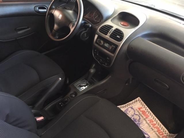 Peugeot 206 2008 1.6 feline 16v flex 4p automÁtico - Foto 6