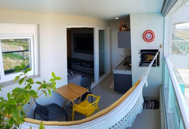 Apartamento com 2/4 sendo 1 suíte no Brasil Beach Completo de Planejados! - Foto 4