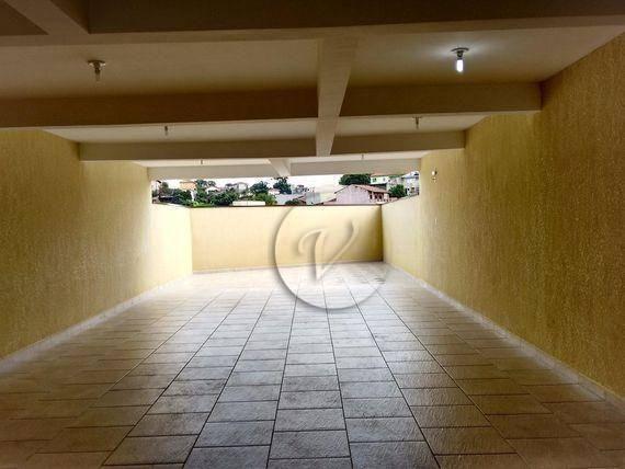 Cobertura residencial à venda, jardim progresso, santo andré - co0121. - Foto 4