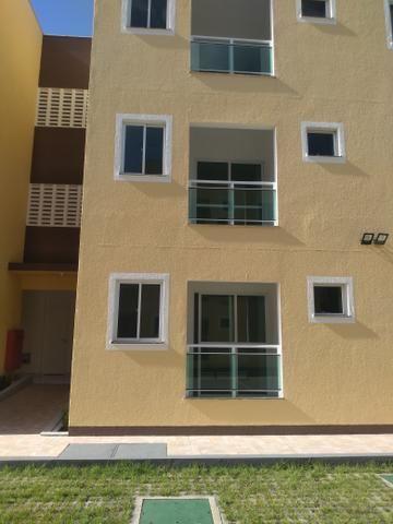 Apartamento 2 quartos com suite novo
