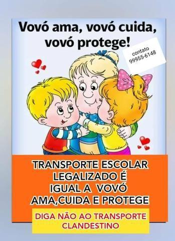 Transporte escolar credenciado e autorizado - Foto 2