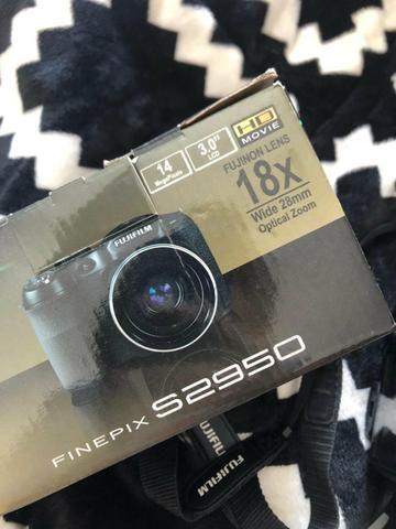 Câmera fuji finepix s2950 - Foto 2