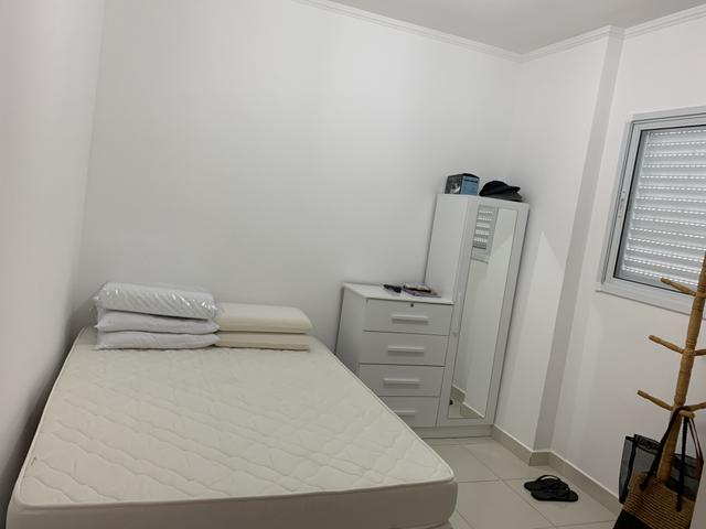 Aluga-se temporada apartamento na Praia Grande- São Paulo - Foto 5