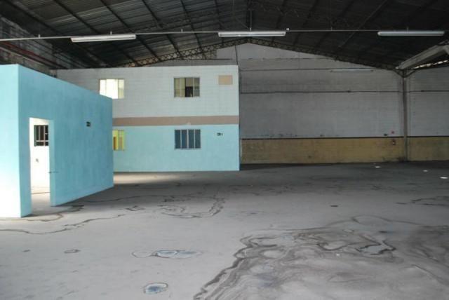 Galpão/depósito/armazém para alugar em Planalto, Sao bernardo do campo cod:03047 - Foto 6