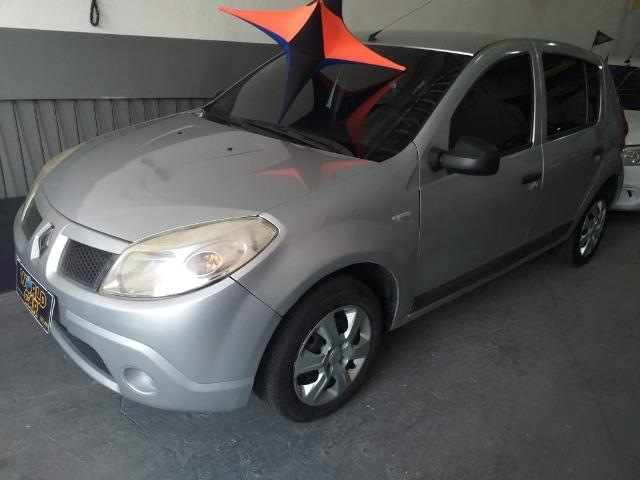 Sandero 1.6 é na World Car - Foto 2