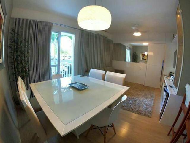 Lindo Apartamento 3 Quartos com Suíte com Duas Vagas no Arboretto - Foto 3