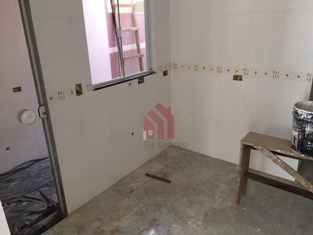 Casa com 2 dormitórios à venda, 58 m² por r$ 199.000 - sítio cercado - curitiba/pr - Foto 6